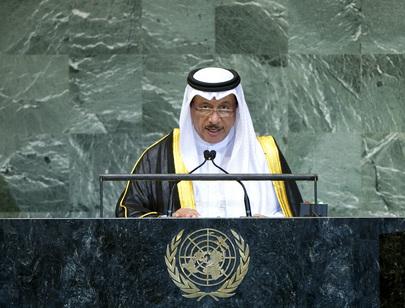H.E. Mr.Jaber Al Mubarak Al Hamad Al Sabah