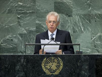 H.E. Mr.Mario Monti