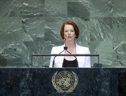 H.E. Mrs.Julia Gillard