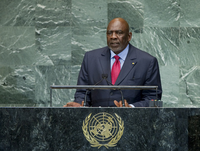 H.E. Mr.Modibo Diarra