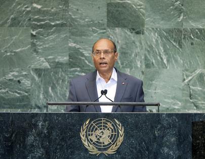 H.E. Mr.Moncef Marzouki