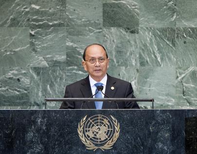 H.E. Mr.Thein Sein