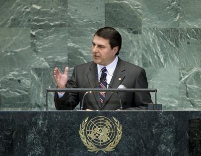 H.E. Mr.Luis Federico Franco Gómez