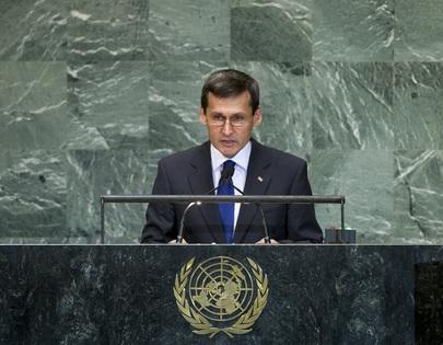 S.E. M.Rashid Meredov