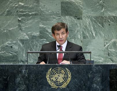 S.E. M.Ahmet Davutoğlu