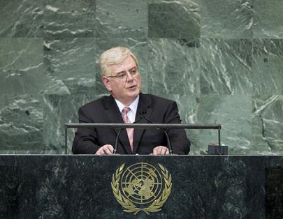 S.E. M.Eamon Gilmore, Deputy Prime Minister