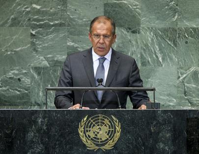 S.E. M.Sergey V. Lavrov