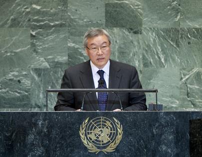 H.E. Mr.KIM Sung-Hwan