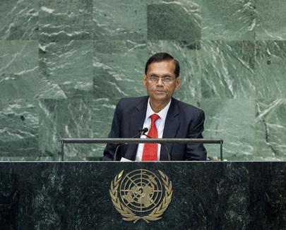 H.E. Mr.Gamini Lakshman Peiris