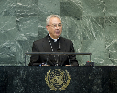ArchbishopDominique Mamberti