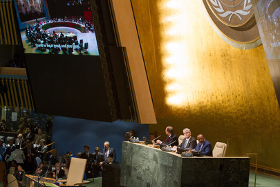 Opening of General Assembly Debate