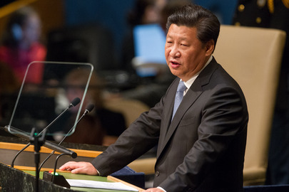 President of China Addresses General Assembly