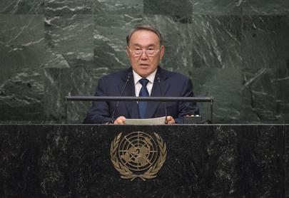 President of Kazakhstan Addresses General Assembly