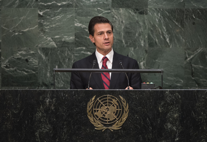 President of Mexico Addresses General Assembly
