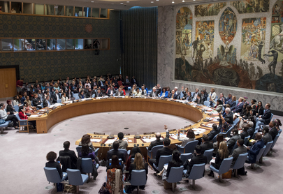 The 2242 Informal Expert Group on WPS | PeaceWomen