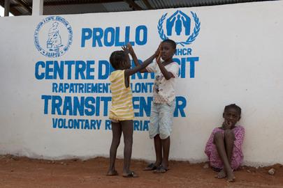 UNHCR Resumes Voluntary Repatriation of Ivorian Refugees from Liberia