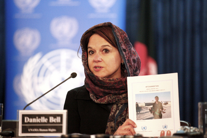 UN Afghanistan Mission Releases Annual Report on Protection of Civilians