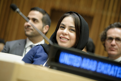 UN Marks International Day of Happiness