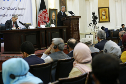 3rd Annual European Union Anti-Corruption Conference in Kabul
