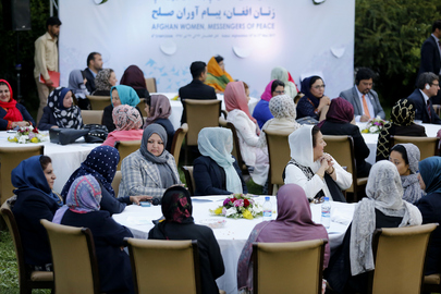 Fourth Kabul Symposium on Afghan Women as Messengers of Peace