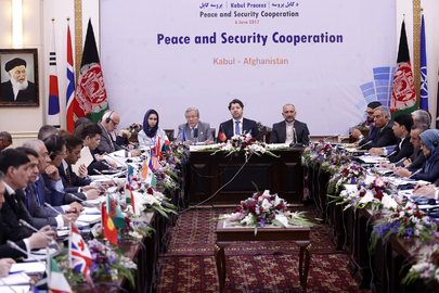 Meeting of Kabul Process on Peace and Security Cooperation