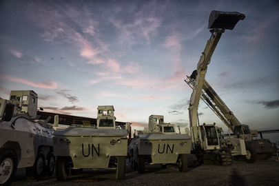 Brazilian Peacekeepers Wind Down Operations in Haiti
