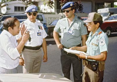 United Nations Observer Mission in El Salvador (ONUSAL)