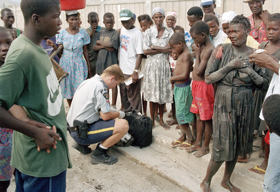 Haiti: United Nations Support Mission in Haiti (UNSMIH)