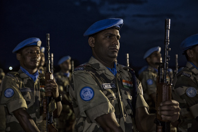 MINUSTAH Holds Ceremony to Mark Closing of Mission