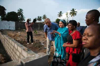 Deputy Secretary-General Visits Liberia