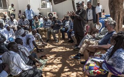 Under-Secretary-General for Peacekeeping Operations Visits Darfur