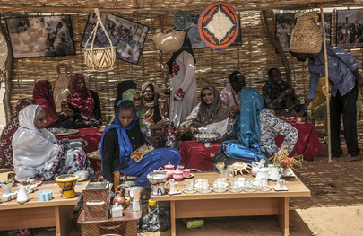 Peace and Peaceful Coexistence Festival in Darfur