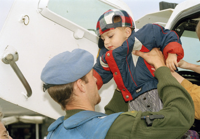 UNPREDEP: United Nations Preventive Deployment Force