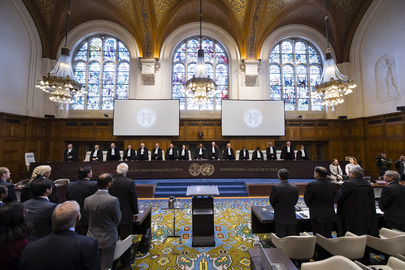 International Court of Justice Hears Jadhav Case