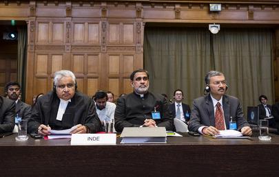 International Court of Justice Hears Jadhav Case
