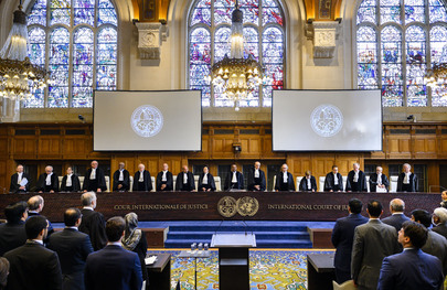 International Court of Justice Hears Case on International Convention on Elimination of All Forms of Racial Discrimination