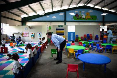 ECOSOC Ad Hoc Advisory Group Visits Haiti