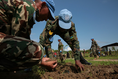UNMISS Launches Camp Cleanliness Campaign
