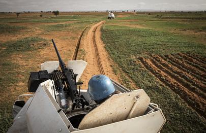 MINUSMA Increases Patrols in Central Mali