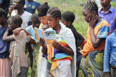 MONUSCO Organizes Community Violence Reduction and Prevention Project in DRC