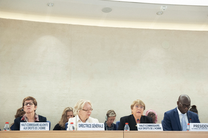 42nd Session of Human Rights Council