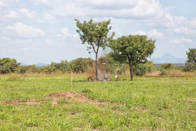 Head of UNMISS Visits Cluster Munition Clearance Site in South Sudan