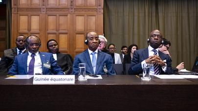 ICJ Holds Public Hearings on Equatorial Guinea v. France Case