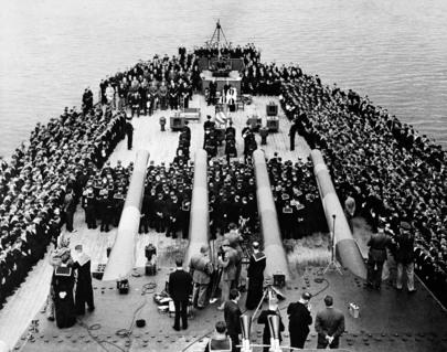 Milestones: 1937–1945