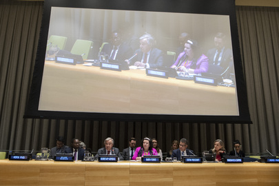 Briefing to Member States on COP26