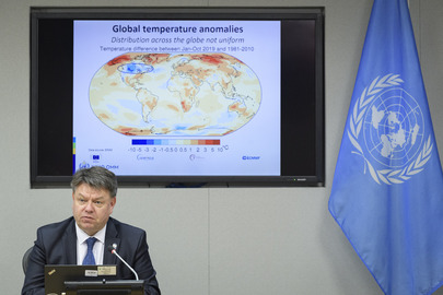 Press Briefing with Secretary-General on State of Climate 2019 Report