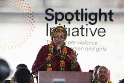 Deputy Secretary-General Visits Papua New Guinea
