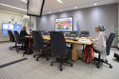 Deputy Secretary-General Briefs Member States on UN Development System's Response to COVID-19 Socio-Economic Impact