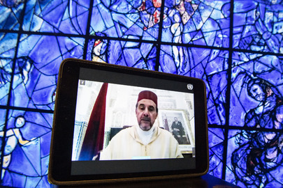 High-level Video Conference on Role of Religious Leaders in Addressing Multiple Challenges of COVID-19