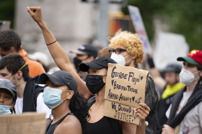 Protests Against Racism in New York City